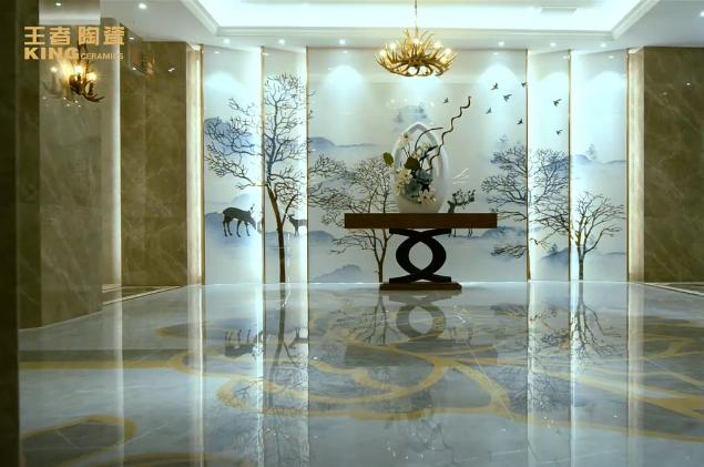 王者陶瓷时尚大片