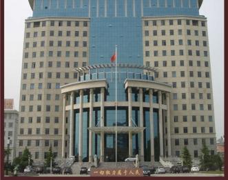 湖南岳阳-人大办公大楼